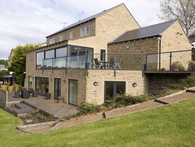 Lovely Sedge Grove : Bespoke New Build House