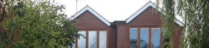 House Remodel and Extension : Ashby Magna, nr Lutterworth, Leicestershire.