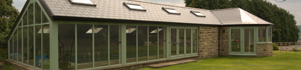 Swimming Pool Enclosure : Oakworth, Keighley, West Yorkshire